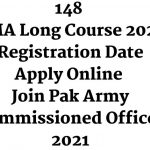 Lady Cadet course 19 Registration
