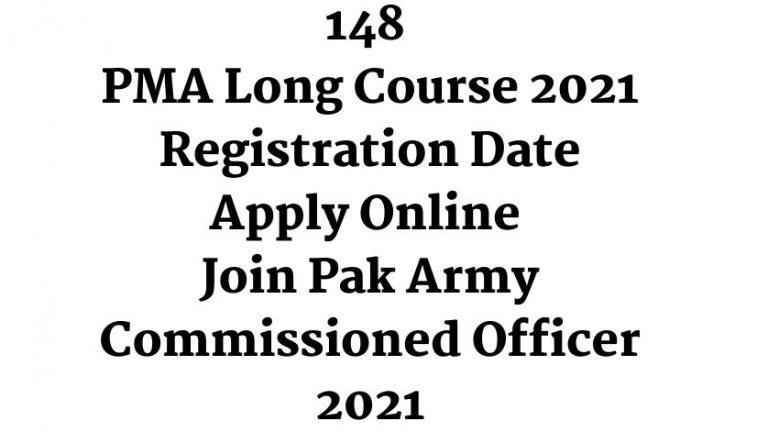 PMA Long Course 149 2021 Registration Date | Details