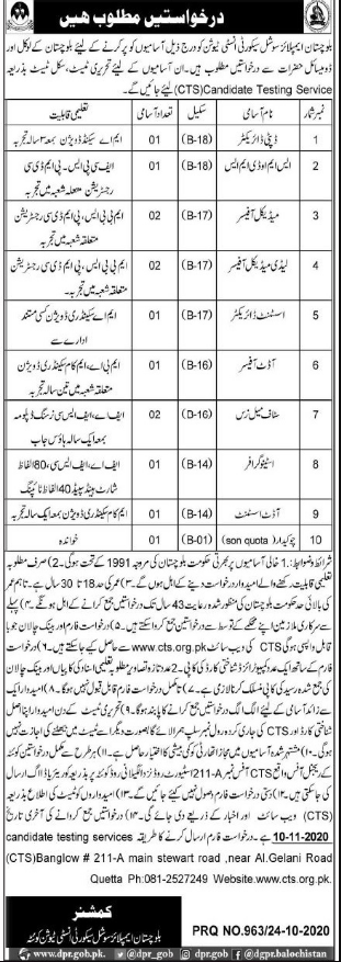 Latest CTS Jobs 2021 Advertisement |Candidates testing Service JOBS