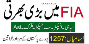 FIA Apply Online Application and  Complete guide