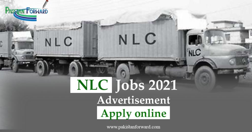 NLC  Jobs 2021 Advertisement