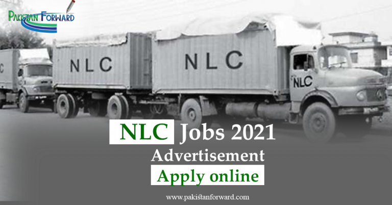 NLC  Jobs 2021, Advertisement, Apply online National Logistics Cell Jobs