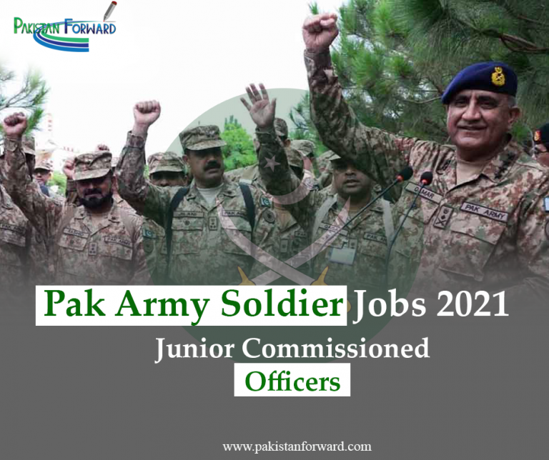 Join Pak Army Soldier Jobs 2021, Advertisement, Apply Online