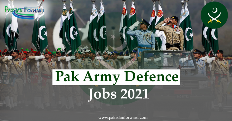 Latest Pak Army Defence Jobs 2021 | Advertisment | Apply Online