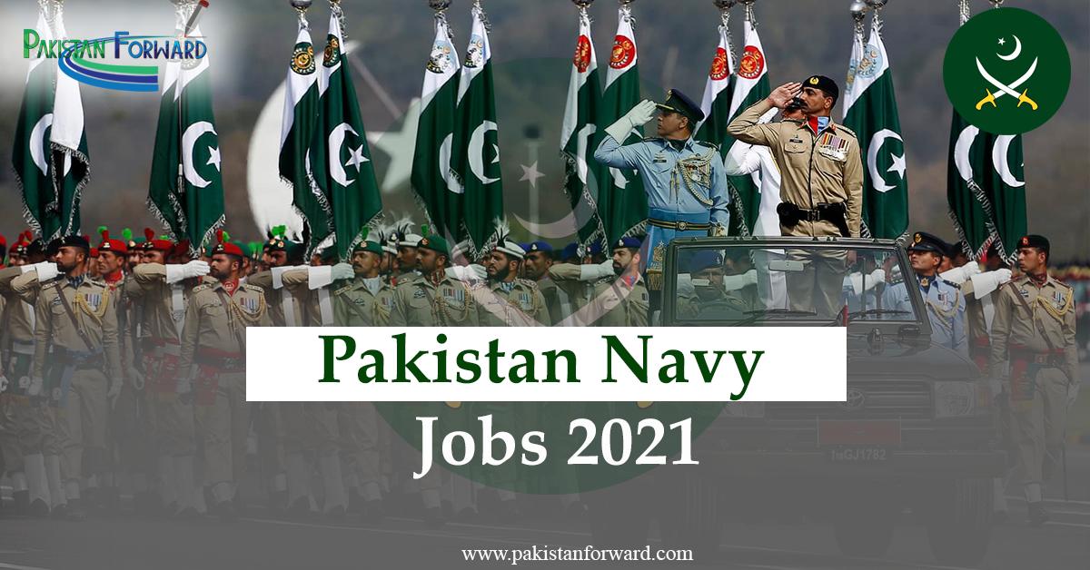 Pak navy jobs advertisement 2021