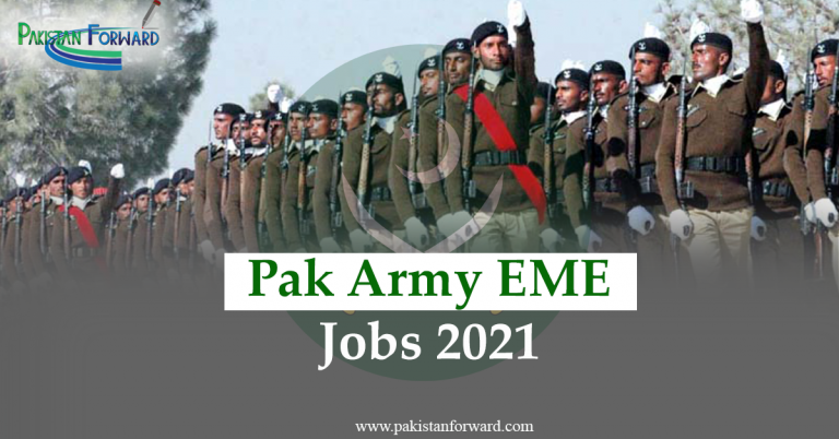 Pak Army EME Jobs 2021 | Electrical & Mechanical Engineerings latest Advertisment