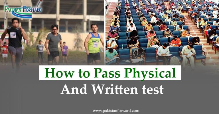 How to pass FIA Physical Test| Prepare FIA MCQs Test 2021?
