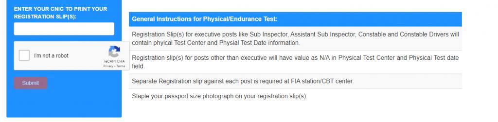 Physical test roll no slip FIA